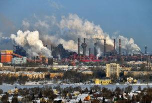 самые загрязненные города россии