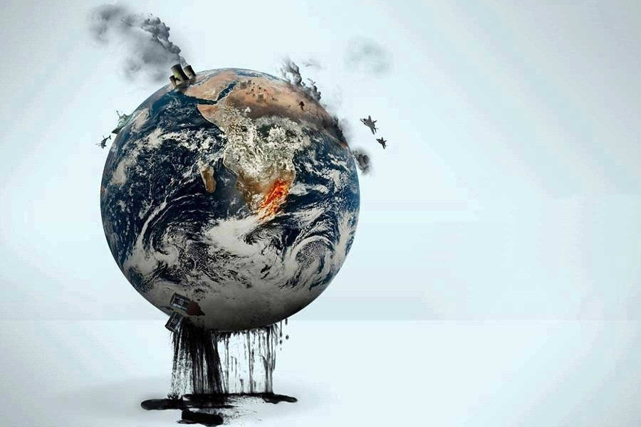 влияние загрязнения окружающей среды на здоровье человека