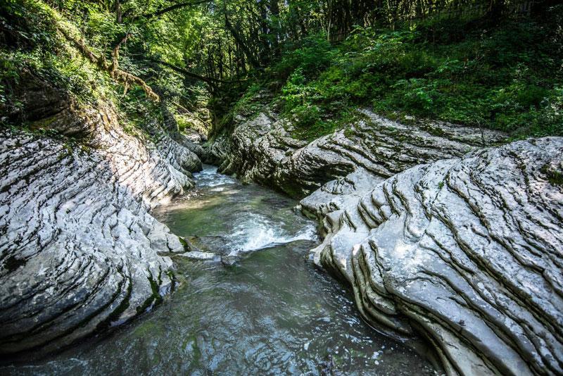 Сочинский национальный парк - уникальный ландшафт