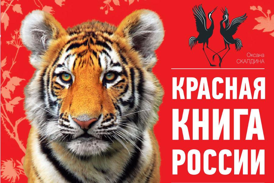 Животные красной книги России и Мира